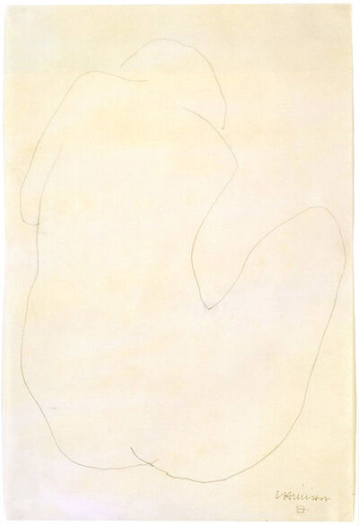 Eduardo Chillida, 'Untitled', 1949