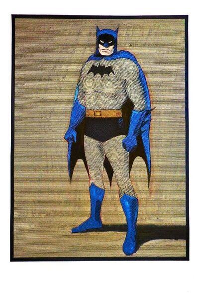 Mel Ramos, 'Batman', 2014