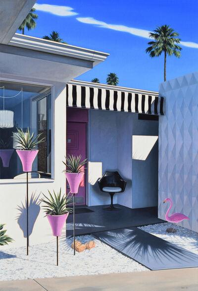 Danny Heller, 'Palm Springs Entry', 2021