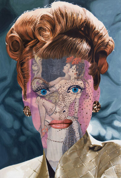 Jim Shaw, 'The Lucille Ball', 2020