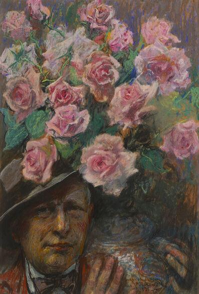 Leopold Pilichowski, 'A Floral Tribute', 1931