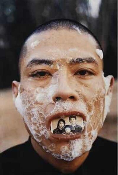 Zhang Huan, 'Foam #12/15', 1998