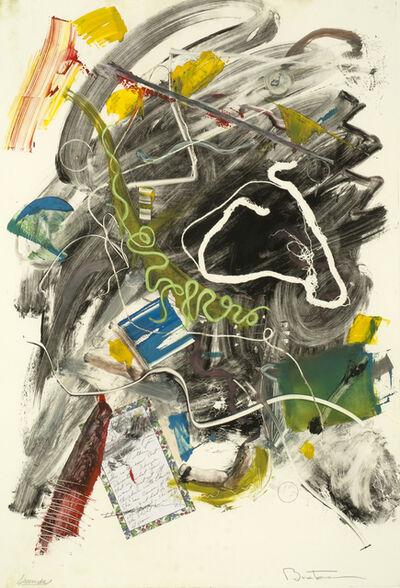 Arthur Secunda, 'Letter to Miro'