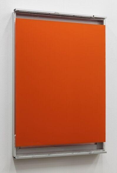 Cabrita, 'Orange Glass Window #1', 2014