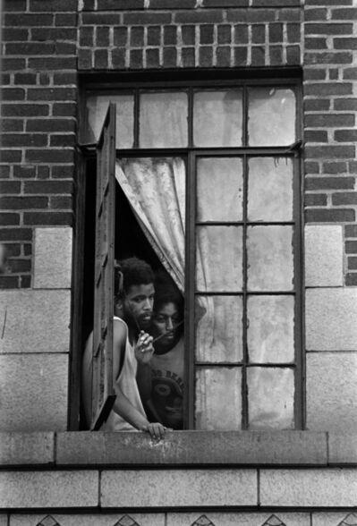 Masao Gozu, 'Atlantic Avenue (Brooklyn), 2pm September 30th', 1975