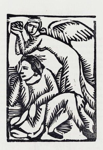 André Derain, 'Max Jacob, Les Oeuvres Burlesques et Mystiques de frère Matorel mort au Couvent, Henry Kahnweiler, Paris, 1912'