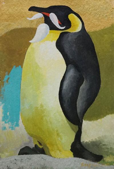 Geng Yini 耿旖旎, 'Wind-facing Master', 2017