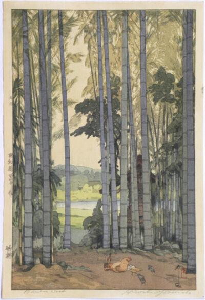 Yoshida Hiroshi, 'Bamboo Grove', ca. 1939