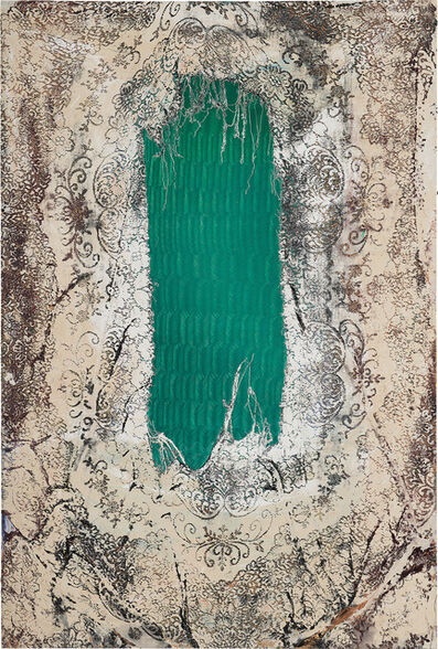 Mark Flood, 'Green Ice', 2014