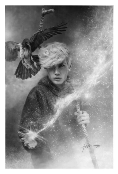 Jeff Echevarria, 'Jack Frost & The Hooded Crow', 2019
