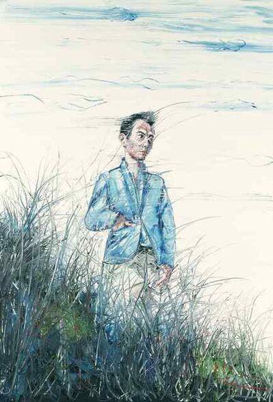 Zeng Fanzhi, 'Sky No. 7', 2005