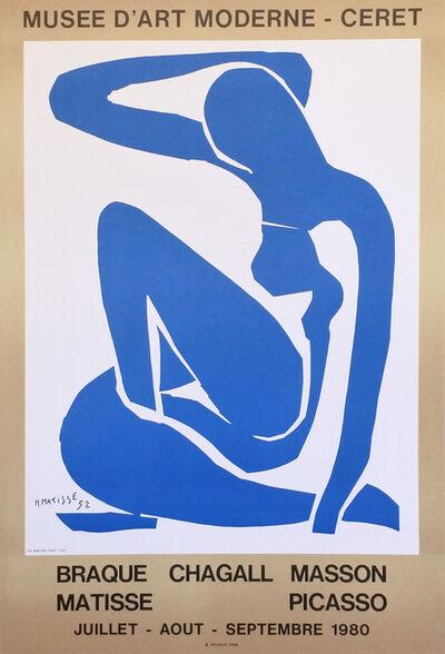 Henri Matisse, 'Musee d'art Moderne Ceret', 1980