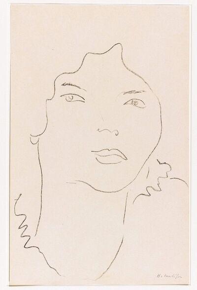 Henri Matisse, 'Portrait of Emma', 1916