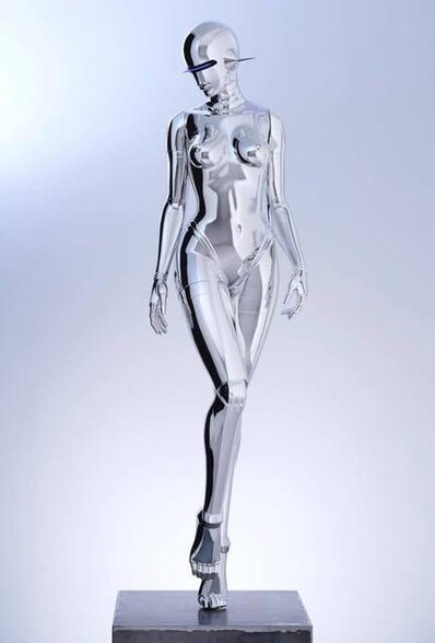 Hajime Sorayama, 'sexy robot'