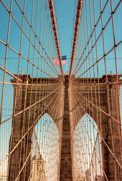 Joe Matos, 'Brooklyn Bridge ', 2019