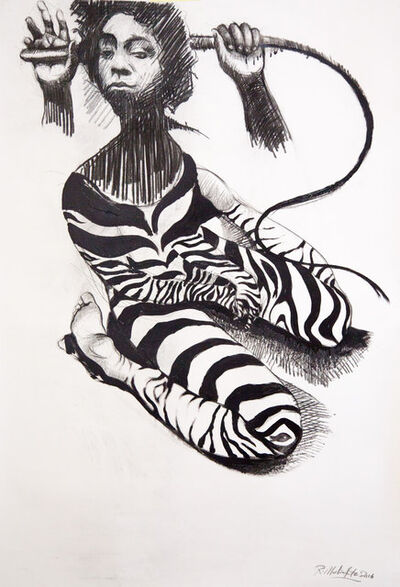 Ronald Muchatuta, 'Stripped', 2016
