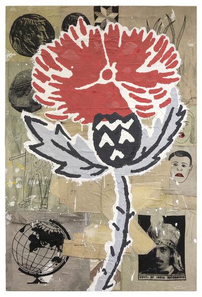 Donald Baechler, 'Thistle', 2000