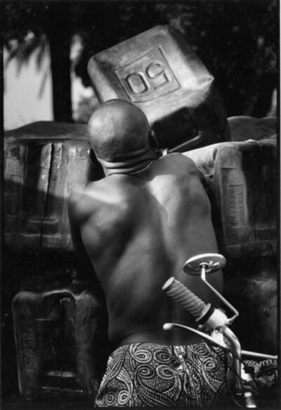 Romuald Hazoumè, 'Tyson', 2004