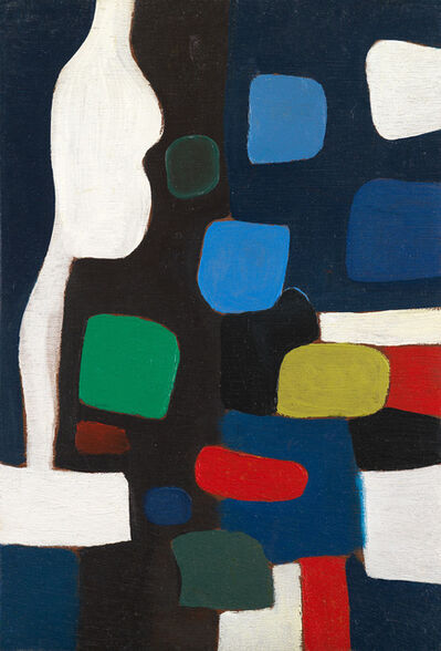 Caziel, 'Composition 1967.II', 1967
