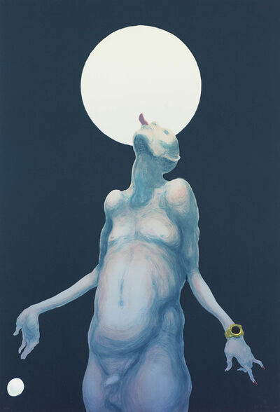 Michael Kvium, 'Nightlicker', 2013