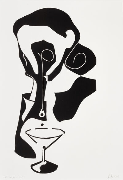 Wilhelm Sasnal, '45 Years (1973–2017)', 2018