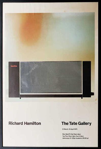 Richard Hamilton, 'Toaster (Plakat zur Ausstellung der Tate Gallery)—from Sammlung Hückstädt', 1970