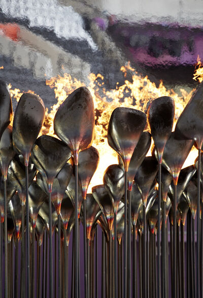 Thomas Heatherwick, 'Olympic Cauldron, London', 2012