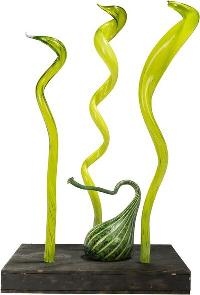 Dale Chihuly, 'Mille Fiori IV Section K', 2004