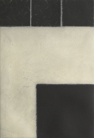 Alan Green, 'Four Squares One Angle', 1991