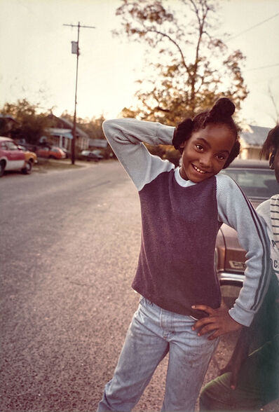 William Eggleston, 'Untitled, from The Democratic Forest', 1983-1986