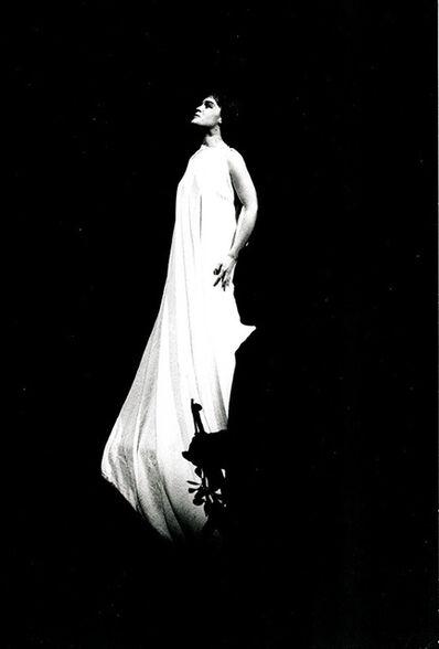 Monique Jacot, 'Romy Schneider à Neuchâtel (Tchécov)', 1979