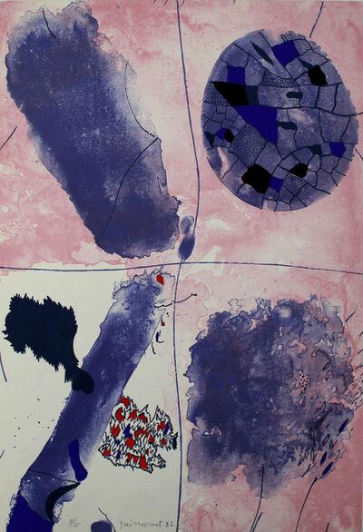 Josep Guinovart, 'Blaus', 1982
