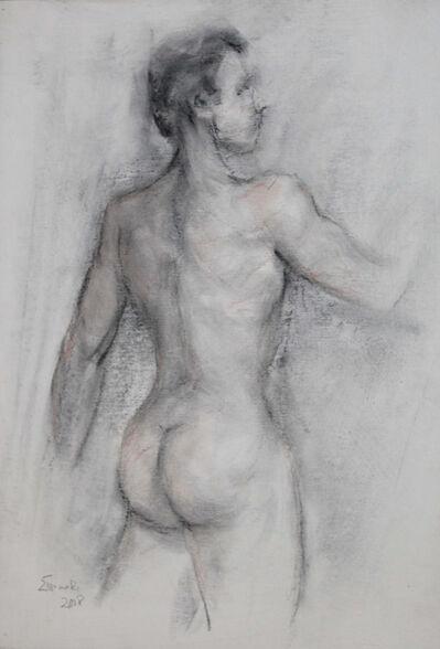Monari, 'Male Nude ', 2008