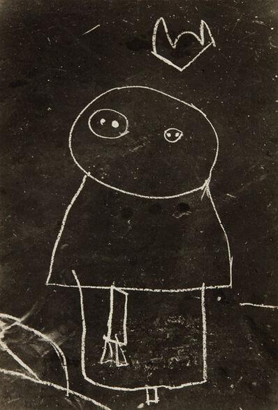 Helen Levitt, 'Untitled (chalk drawing, New York City)', ca. 1939