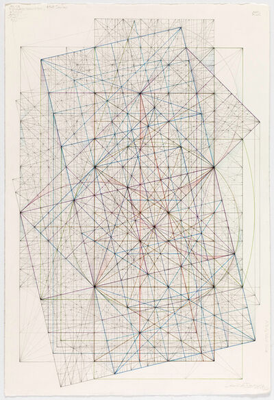 Mark Reynolds, 'Phi Series: Root Five Grouping, 1.5.15', 2015