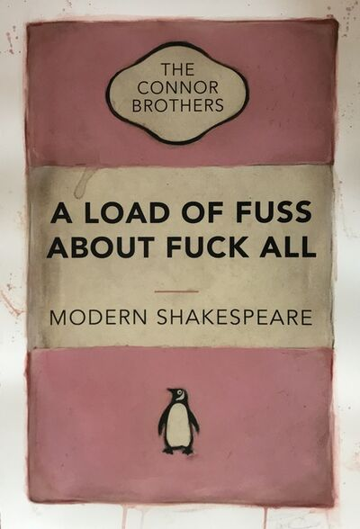 The Connor Brothers, 'Load Of Fuss - Pink', 2020