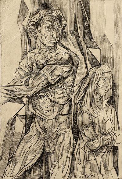 Oscar de Las Flores, 'Untitled'