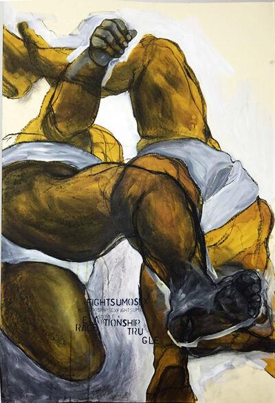 Weaam El Masry, 'Strugle', 2016
