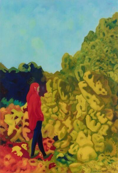 Shi Xinji, 'Red Clothes', 2017