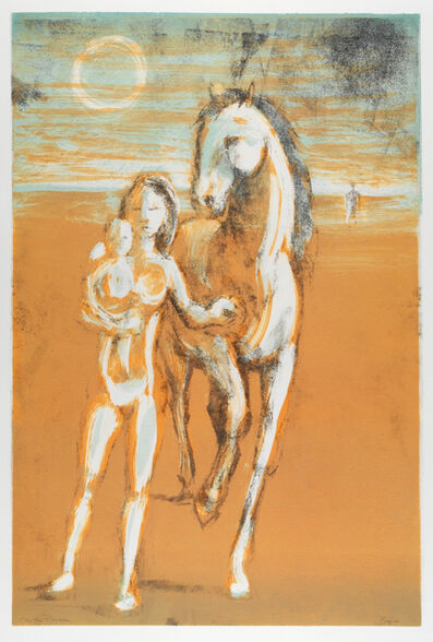 Marian Bingham, 'Ode to Picasso', 2009