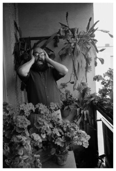 Július Koller, 'Po-Krik (U.F.O.)', 1983