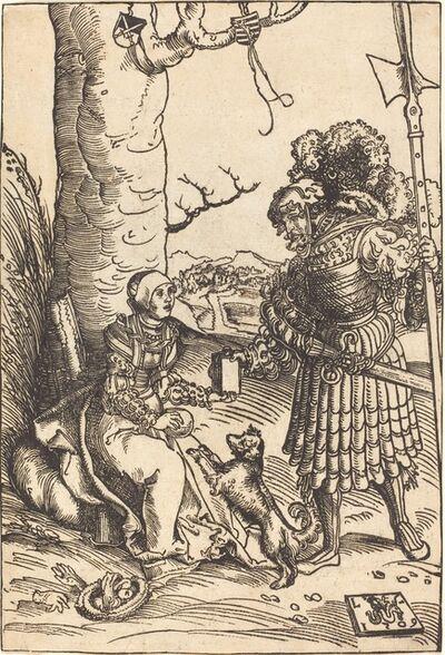 Lucas Cranach the Elder, 'David and Abigail', 1509