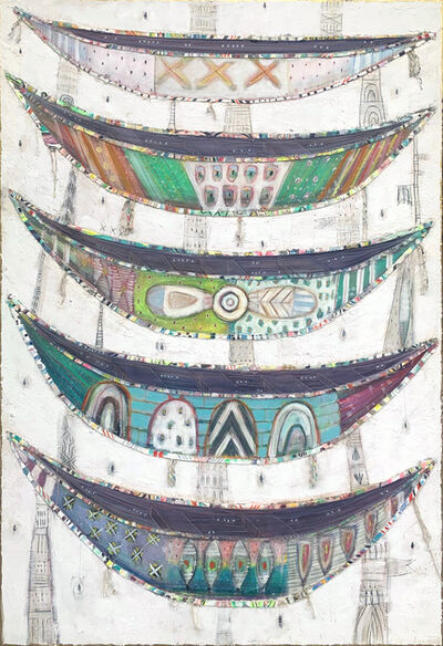 "Gretchen Weller-Howard, '""Seafaring""', 2019"