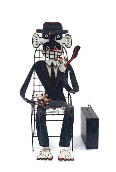Norman Catherine, 'The Chairman', 1988