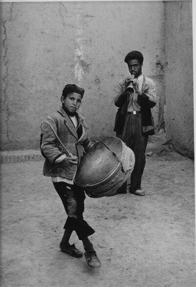 Inge Morath, 'Musicians in Ispahan', 1956