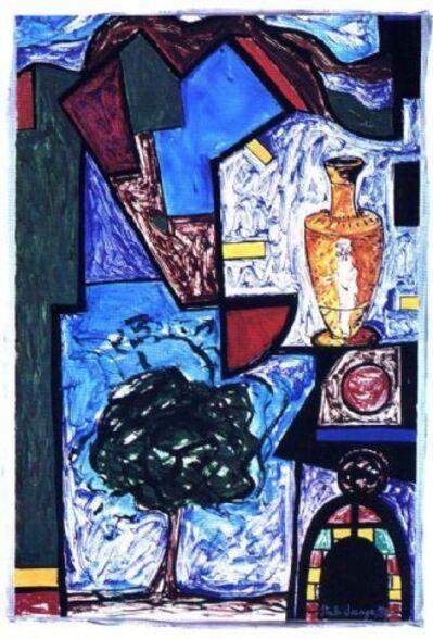 Italo Scanga, 'A Tree In Rome', 1989