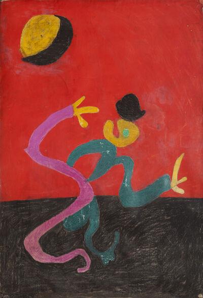 Gerald Wilde, ' The Clown', 1975