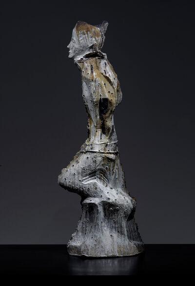 Johan Tahon, 'Glacier Monk', 2019