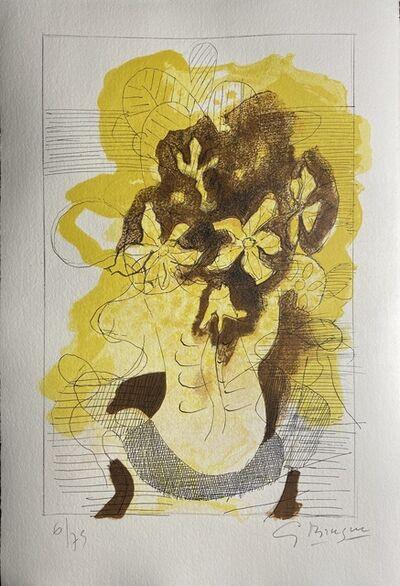 Georges Braque, 'Bouquet de Fleurs', 1955