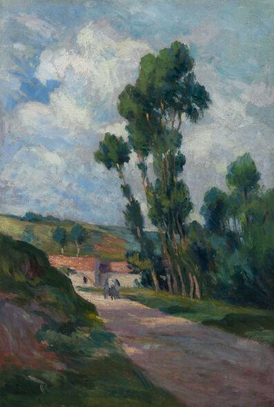Maximilien Luce, 'Paysage animé', Unknown